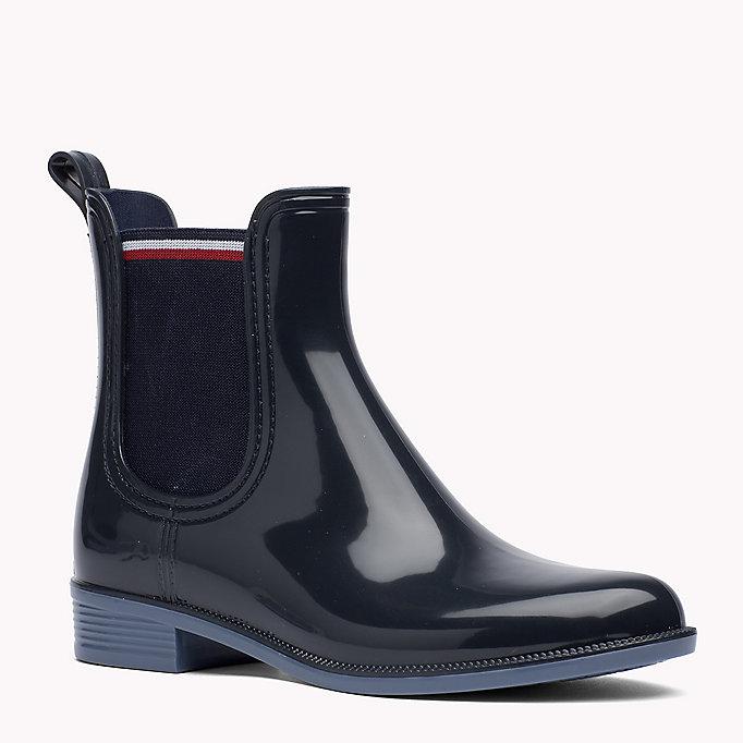 tommy hilfiger boots schwarz tommy hilfiger herren leder. Black Bedroom Furniture Sets. Home Design Ideas