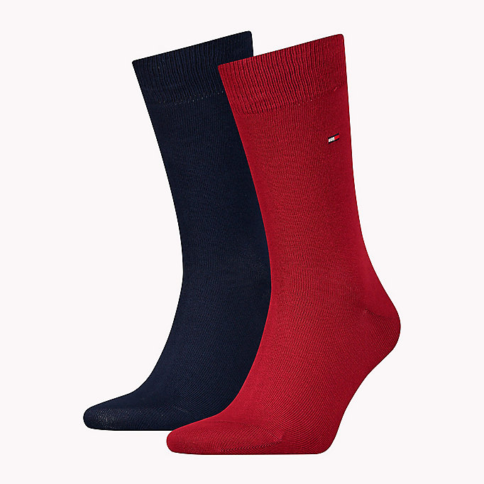 TOMMY HILFIGER 2 Pack Classic Socks - ` - TOMMY HILFIGER Men - main image