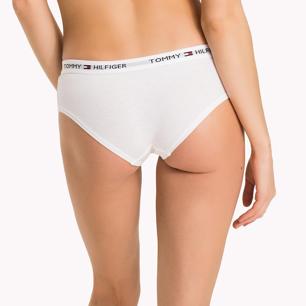 Tommy Hilfiger - Unterhose aus Stretch-Baumwolle - 2