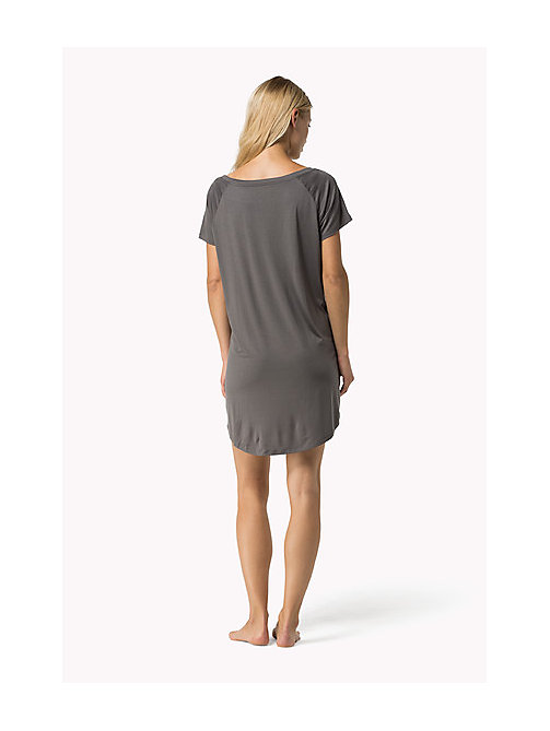 TOMMY HILFIGER Modal Stretch Nightdress - EIFFEL TOWER-PT - TOMMY HILFIGER Women - detail image 1