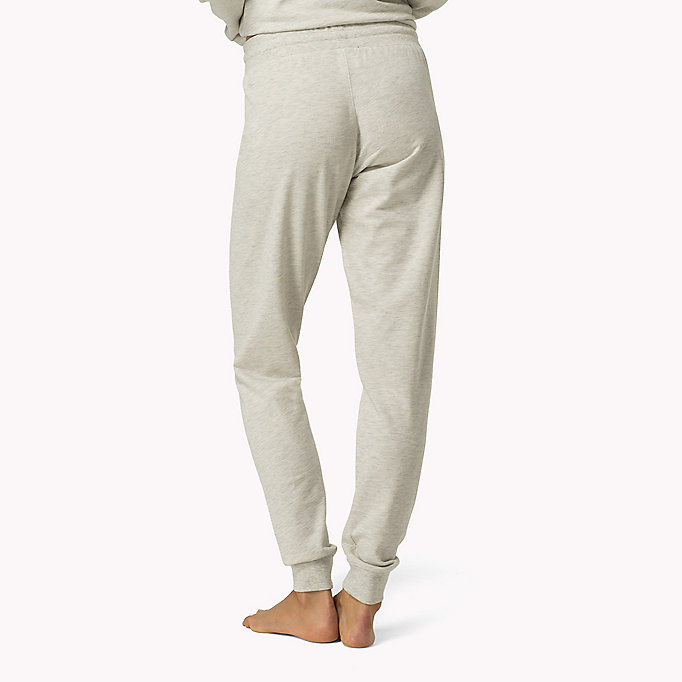 TOMMY HILFIGER Stretch-Trainingshose - GREY HEATHER BC05 - TOMMY HILFIGER Damen - main image 1