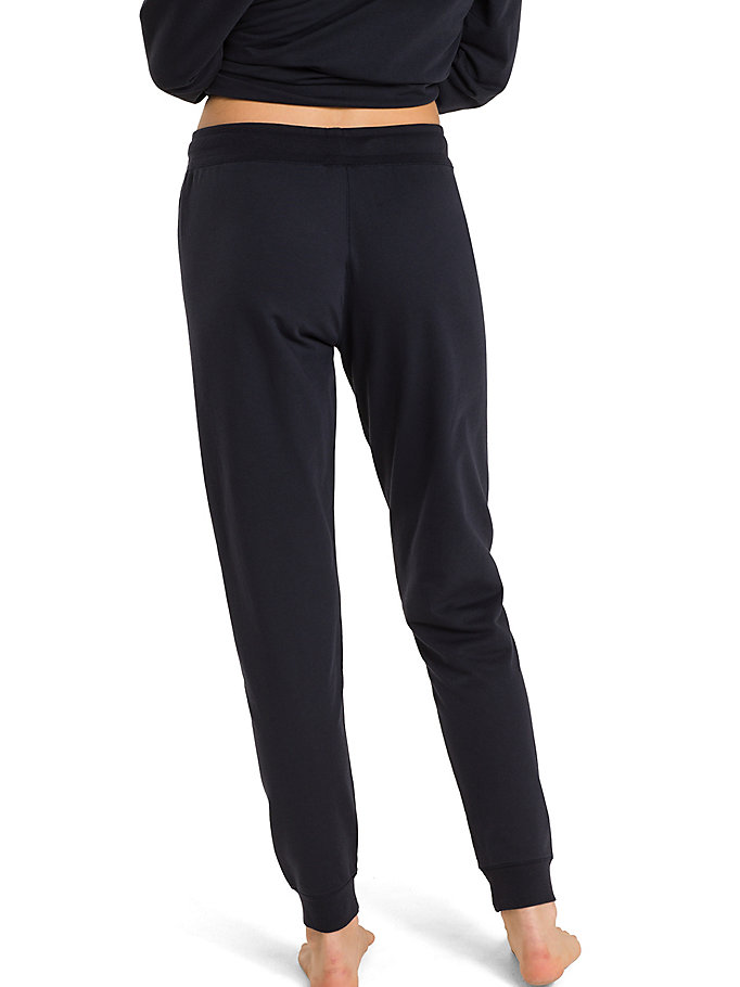 TOMMY HILFIGER Stretch-Trainingshose - BLACK - TOMMY HILFIGER Damen - main image 1