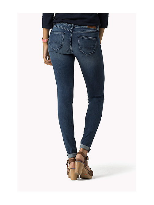 TOMMY JEANS Sophie Skinny Fit Jeans - NICEVILLE MID STRETCH - TOMMY JEANS Women - detail image 1