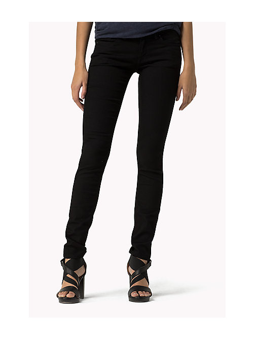 TOMMY JEANS Sophie - Jeans skinny - DANA BLACK STRETCH - TOMMY JEANS Abbigliamento - immagine principale