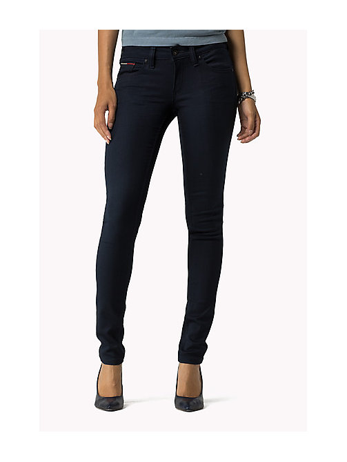 TOMMY JEANS Sophie - Skinny fit jeans - BOOGIE BLUE STRETCH - TOMMY JEANS Kleding - main image