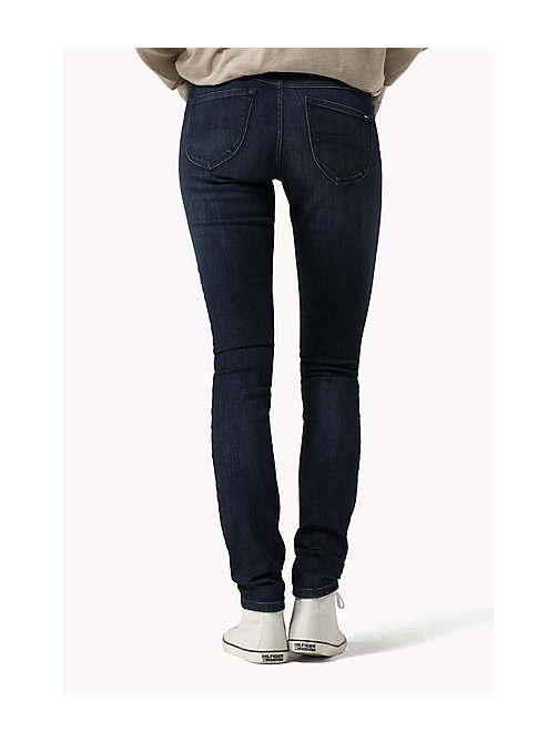 TOMMY JEANS Sophie - Skinny Fit Jeans - DARK STRETCH - TOMMY JEANS Clothing - main image 1