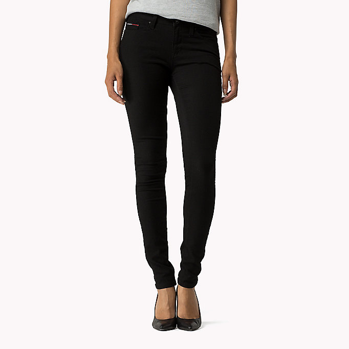 Buy Cheap With Mastercard Nora Mid Rise Skinny Fit Jeans - Sales Up to -50% Tommy Hilfiger Cheap Huge Surprise Discount Cheap Online VOg9cm