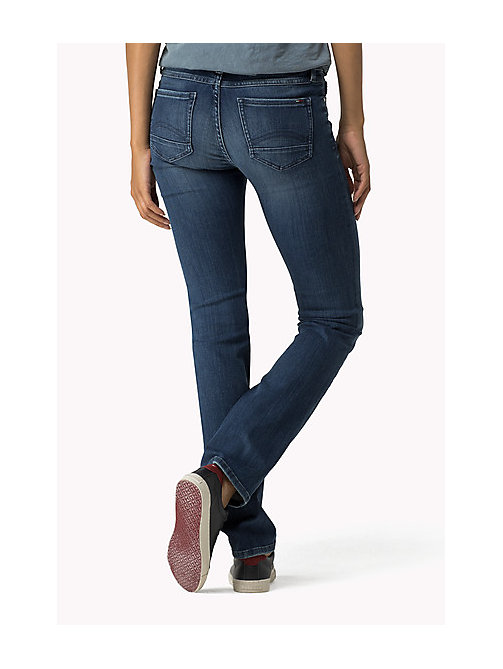 TOMMY JEANS Sandy Straight Fit Jeans - NICEVILLE MID STRETCH - TOMMY JEANS Jeans - detail image 1