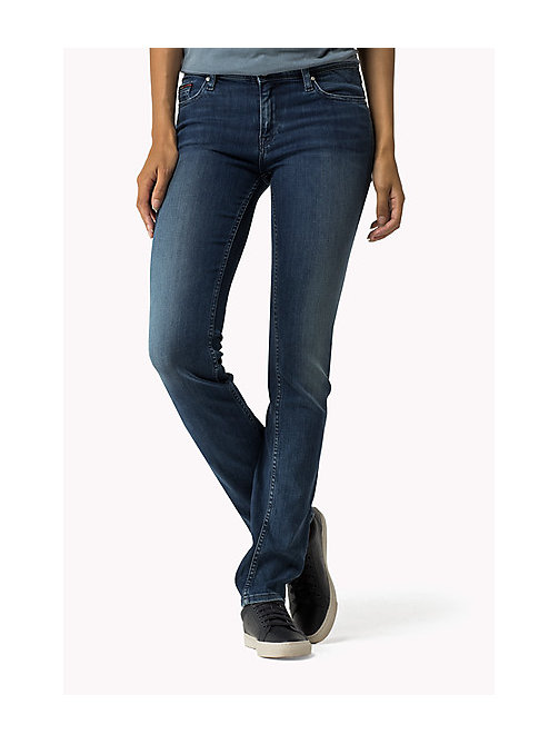 TOMMY JEANS Sandy Straight Fit Jeans - NICEVILLE MID STRETCH - TOMMY JEANS Jeans - main image