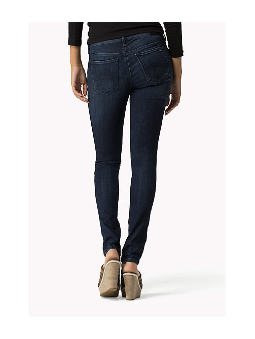 TOMMY JEANS Nora Skinny Fit Jeans - DARK STRETCH - TOMMY JEANS Jeans - detail image 1