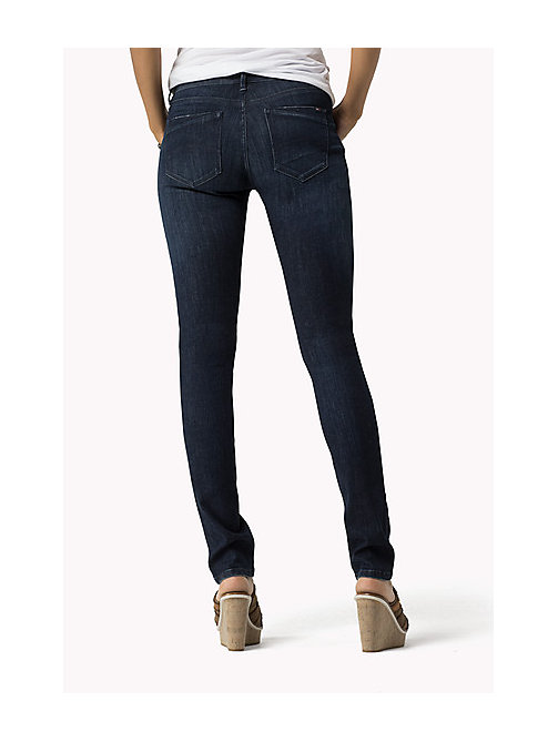 TOMMY JEANS Naomi - slim fit jeans - DARK STRETCH - TOMMY JEANS Kleding - detail image 1
