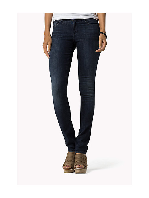 TOMMY JEANS Naomi Slim Fit Jeans - DARK STRETCH - TOMMY JEANS Jeans - main image