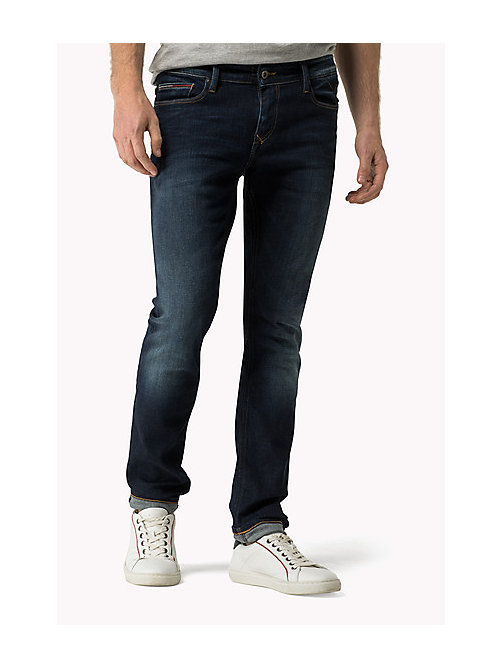Sidney Skinny Fit Jeans - DARK COMFORT - TOMMY JEANS Clothing - main image