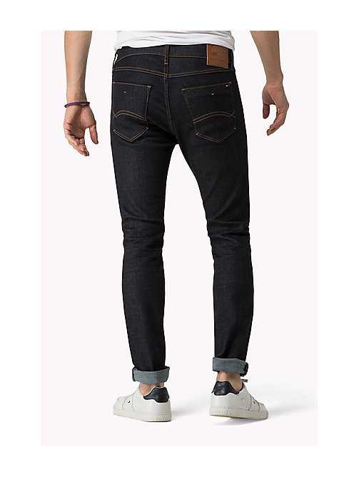 Sidney Skinny Fit Jeans - RIVINGTON DARK COMFORT - TOMMY JEANS Clothing - detail image 1