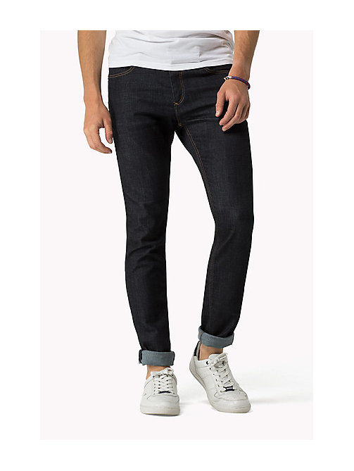 Sidney Skinny Fit Jeans - RIVINGTON DARK COMFORT - TOMMY JEANS Clothing - main image