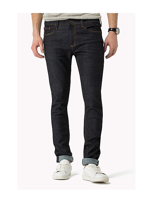 Stve Slim Fit Tapered Jeans - RINSE COMFORT - TOMMY JEANS Clothing - main image