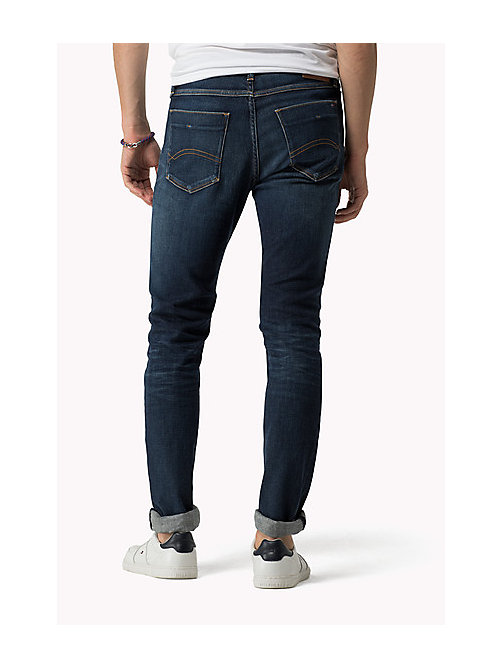 Scanton Slim Fit Jeans - DARK COMFORT - TOMMY JEANS Clothing - detail image 1