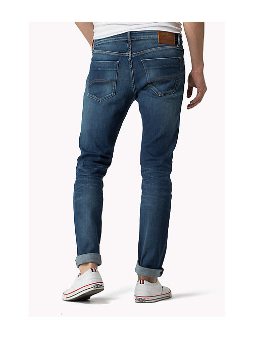 Scanton Slim Fit Jeans - MID COMFORT - TOMMY JEANS Clothing - detail image 1