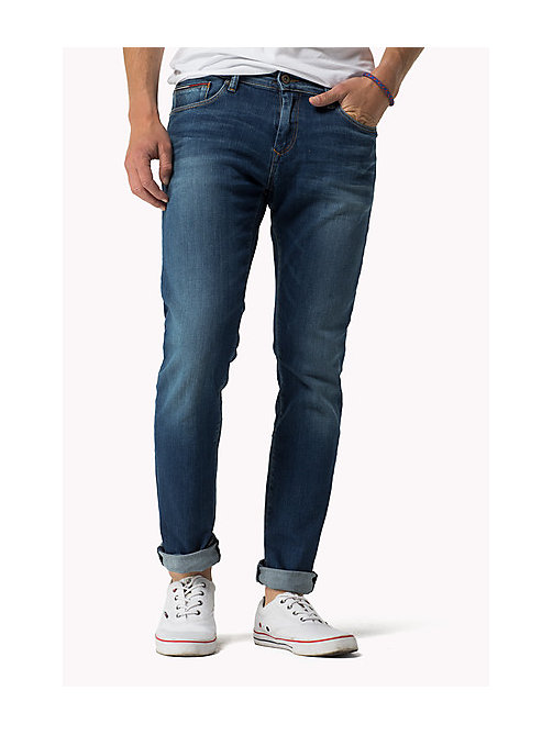 Scanton Slim Fit Jeans - MID COMFORT - TOMMY JEANS Clothing - main image