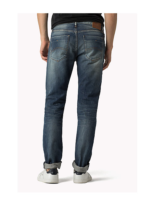 Scanton Slim Fit Jeans - PENROSE BLUE -  Men - detail image 1