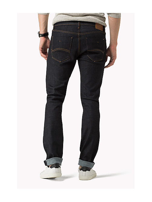 Scanton Slim Fit Jeans - RINSE COMFORT - TOMMY JEANS Men - detail image 1
