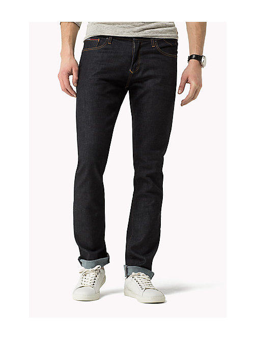 Scanton Slim Fit Jeans - RINSE COMFORT - TOMMY JEANS Clothing - main image
