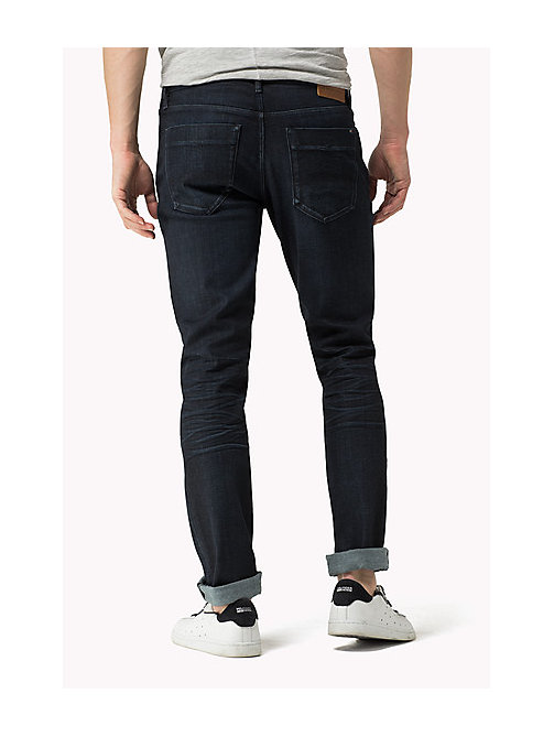 Scanton Slim Fit Jeans - RIVINGTON DARK COMFORT - TOMMY JEANS Men - detail image 1