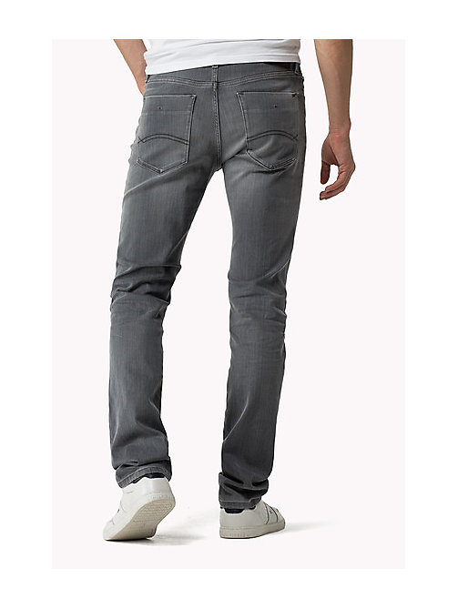 Scanton Slim Fit Jeans - GREY COMFORT -  Men - detail image 1