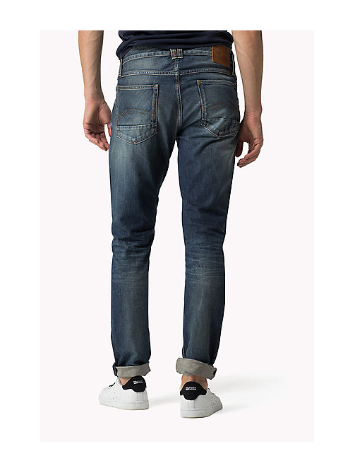 Ronnie Regular Fit Jeans - PENROSE BLUE - TOMMY JEANS Men - detail image 1