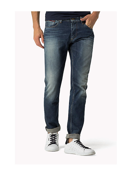 Ronnie Regular Fit Jeans - PENROSE BLUE - TOMMY JEANS Men - main image