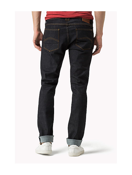 Ronnie Regular Fit Jeans - RINSE COMFORT - TOMMY JEANS Clothing - detail image 1