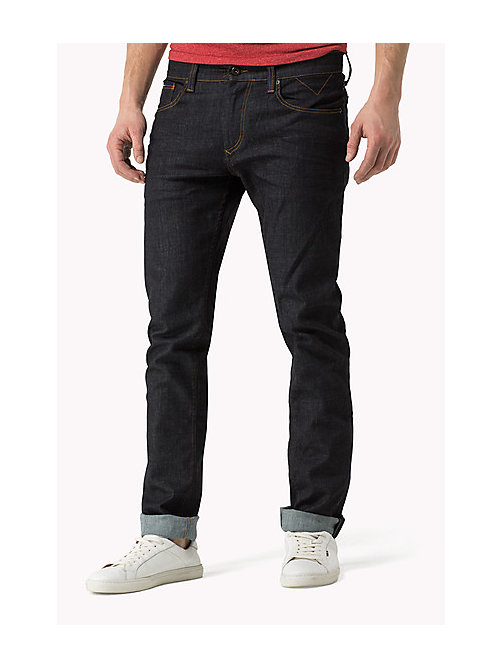 Ronnie Regular Fit Jeans - RINSE COMFORT - TOMMY JEANS Clothing - main image