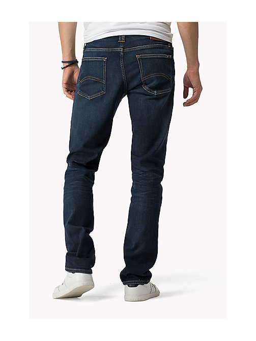 Ryan Straight Fit Jeans - DARK COMFORT - TOMMY JEANS Men - detail image 1