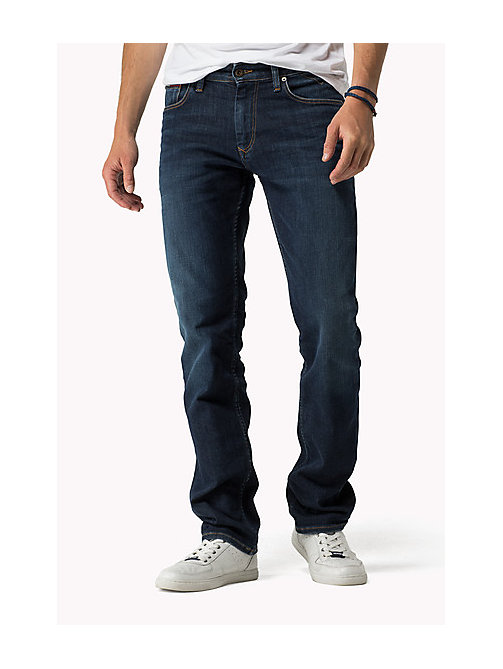 TOMMY JEANS Ryan Straight Fit Jeans - DARK COMFORT - TOMMY JEANS Jeans - main image