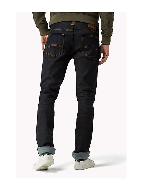 Ryan Straight Fit Jeans - RINSE COMFORT - TOMMY JEANS Men - detail image 1