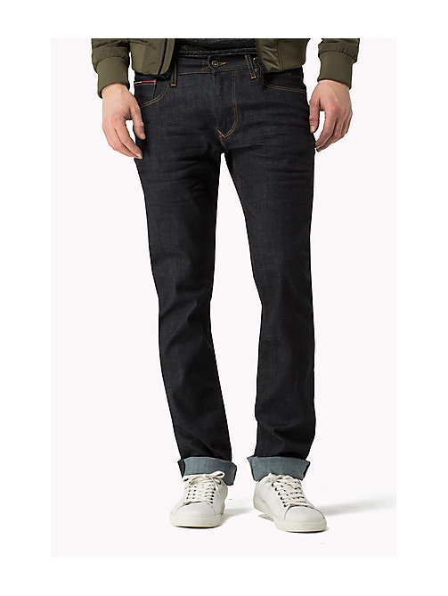 Ryan Straight Fit Jeans - RINSE COMFORT - TOMMY JEANS Clothing - main image