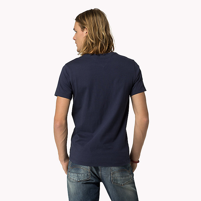 TOMMY JEANS Original T-Shirt - TOMMY BLACK - TOMMY JEANS Men - detail image 1