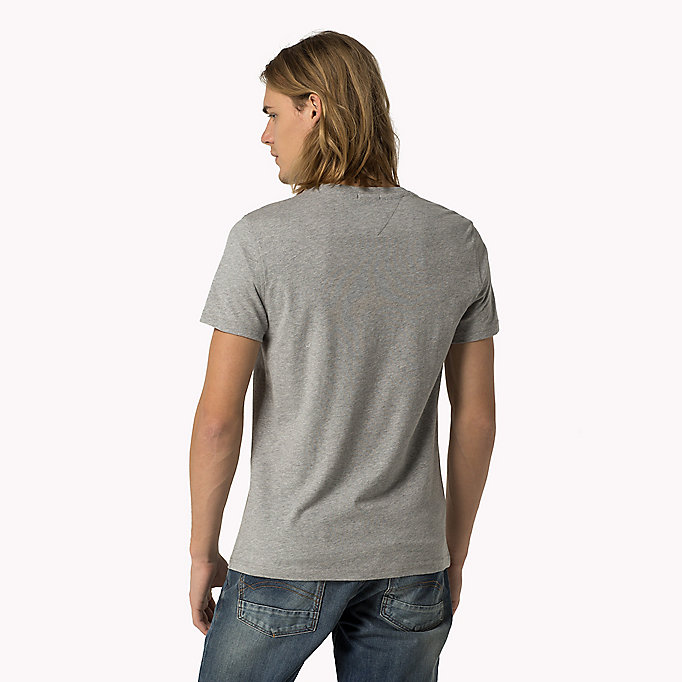 TOMMY JEANS Original - T-shirt - CLASSIC WHITE - TOMMY JEANS Kleding - detail image 1