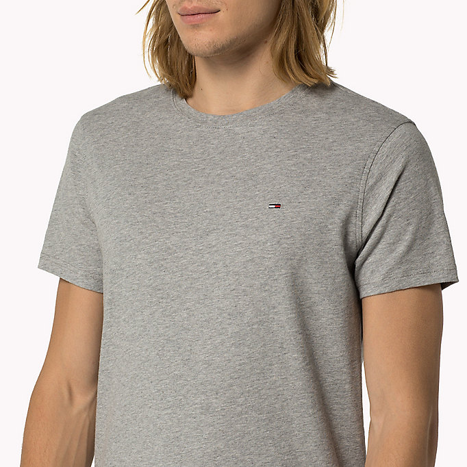 TOMMY JEANS Original - T-shirt - CLASSIC WHITE - TOMMY JEANS Kleding - detail image 2