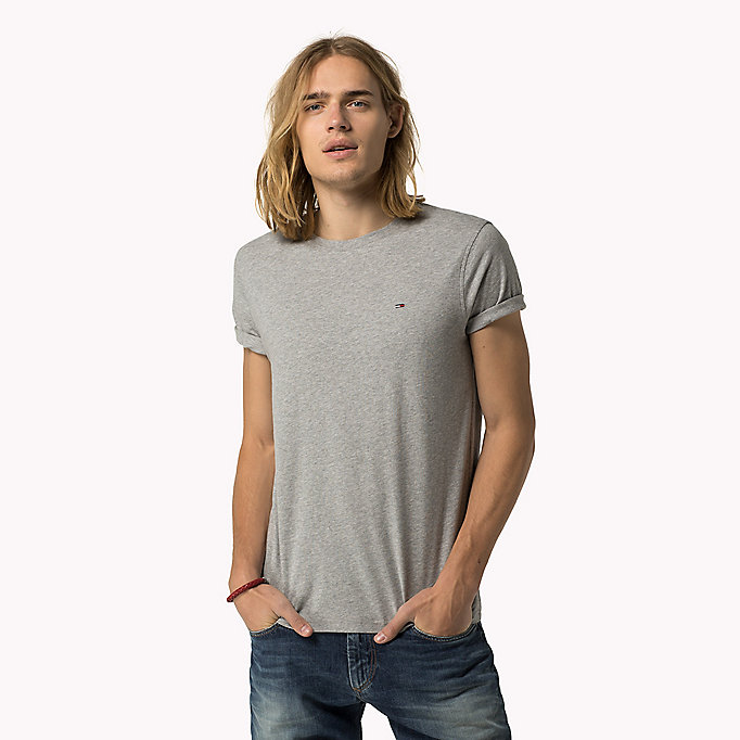 TOMMY JEANS Original T-Shirt - CLASSIC WHITE - TOMMY JEANS Men - main image