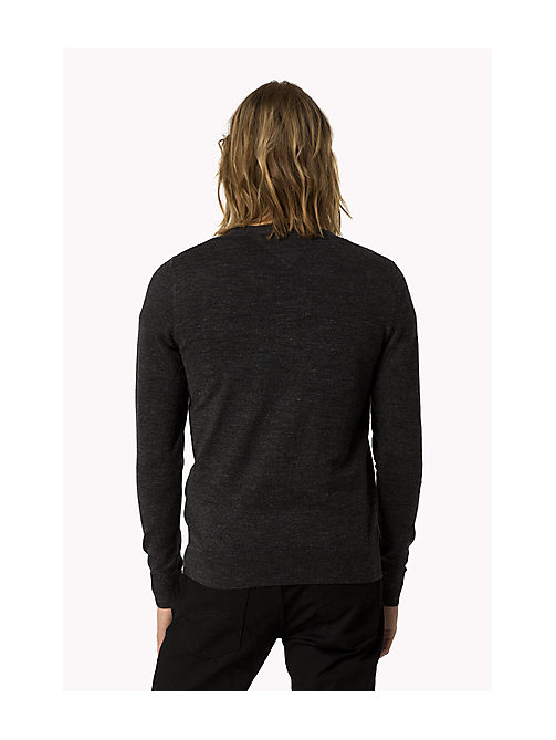 Original Jumper - TOMMY BLACK - TOMMY JEANS Clothing - detail image 1