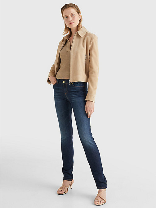 TOMMY HILFIGER Slim Fit Denim Jeans - ABSOLUTE BLUE WASH - TOMMY HILFIGER Jeans - main image 1