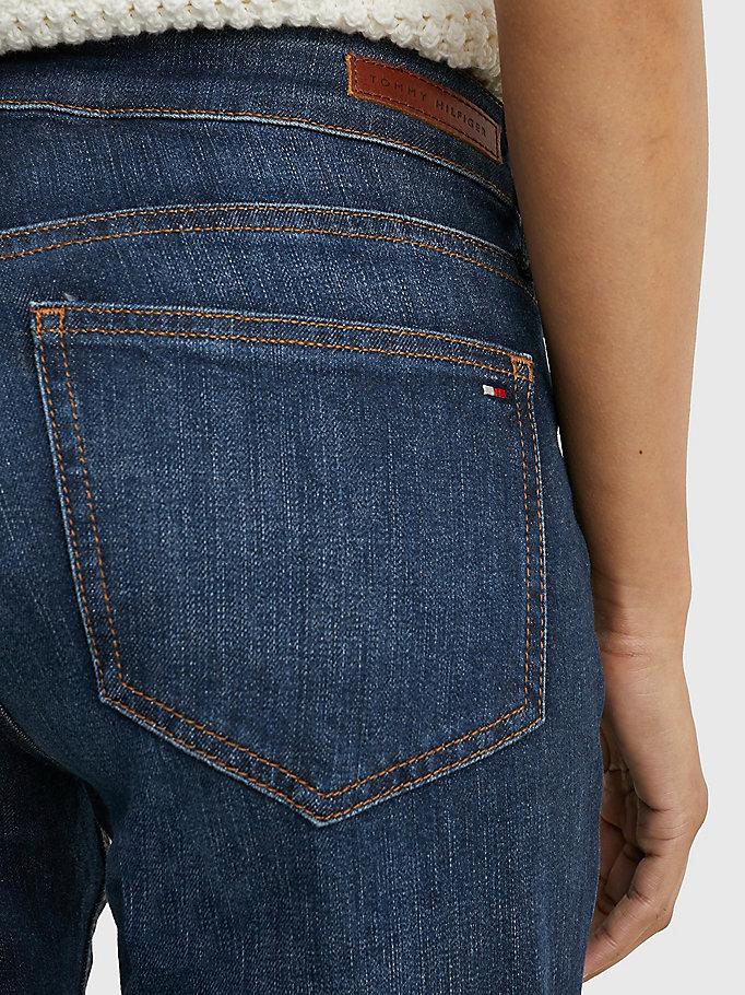 Milan Heritage Slim Fit Faded Jeans   DENIM   Tommy Hilfiger