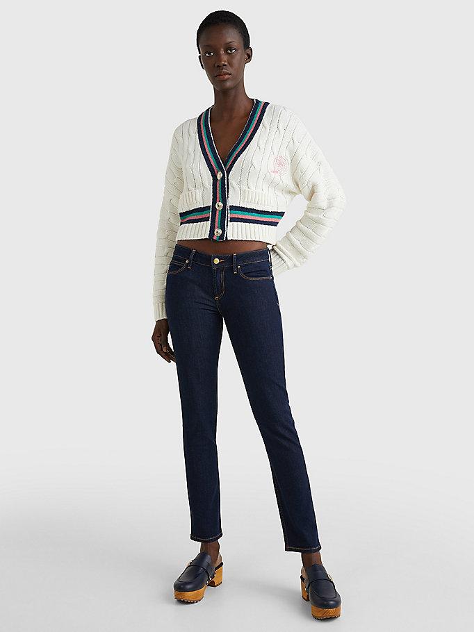 release info on ever popular innovative design Milan Heritage Organic Cotton Jeans