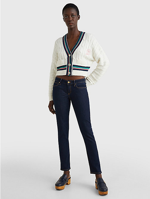 TOMMY HILFIGER Heritage Organic Cotton Jeans - CHRISSY - TOMMY HILFIGER Slim-Fit Jeans - detail image 1