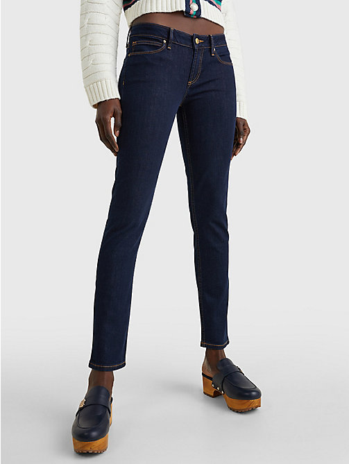 TOMMY HILFIGER Slim Fit Denim Jeans - CHRISSY - TOMMY HILFIGER Jeans - main image