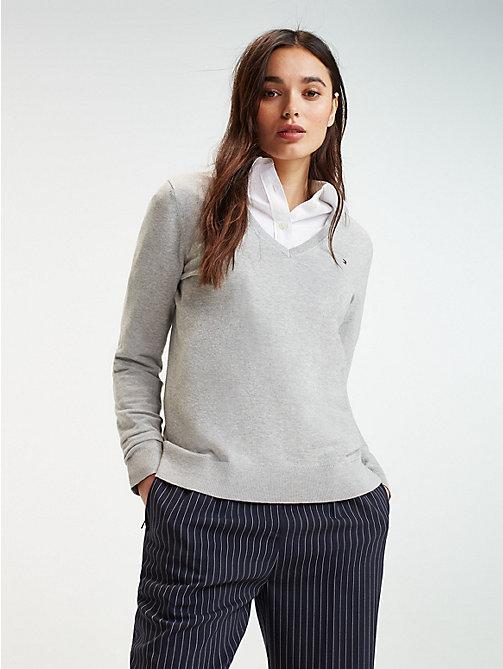cheap for discount 0bb95 2a12c Pullover für Damen | Tommy Hilfiger® DE