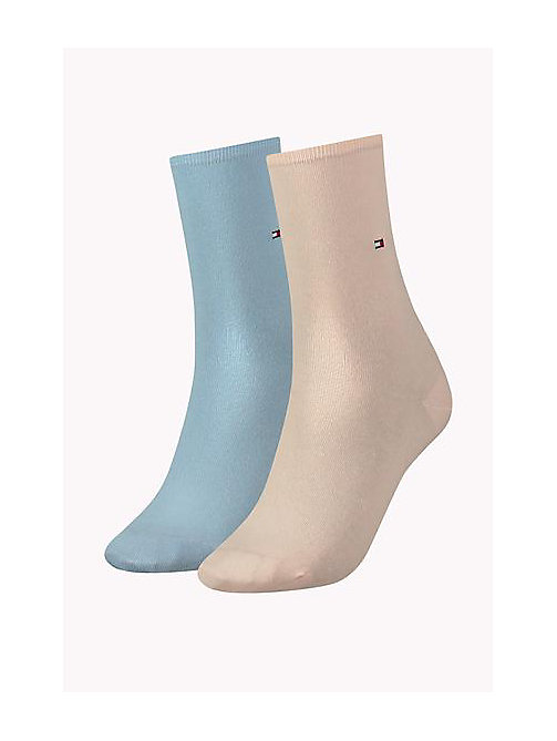 TOMMY HILFIGER Calcetines casual (pack de 2) - PINK LADY - TOMMY HILFIGER Mujer - imagen principal
