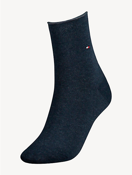 TOMMY HILFIGER Cotton Socks - JEANS - TOMMY HILFIGER Socks & Hosiery - main image