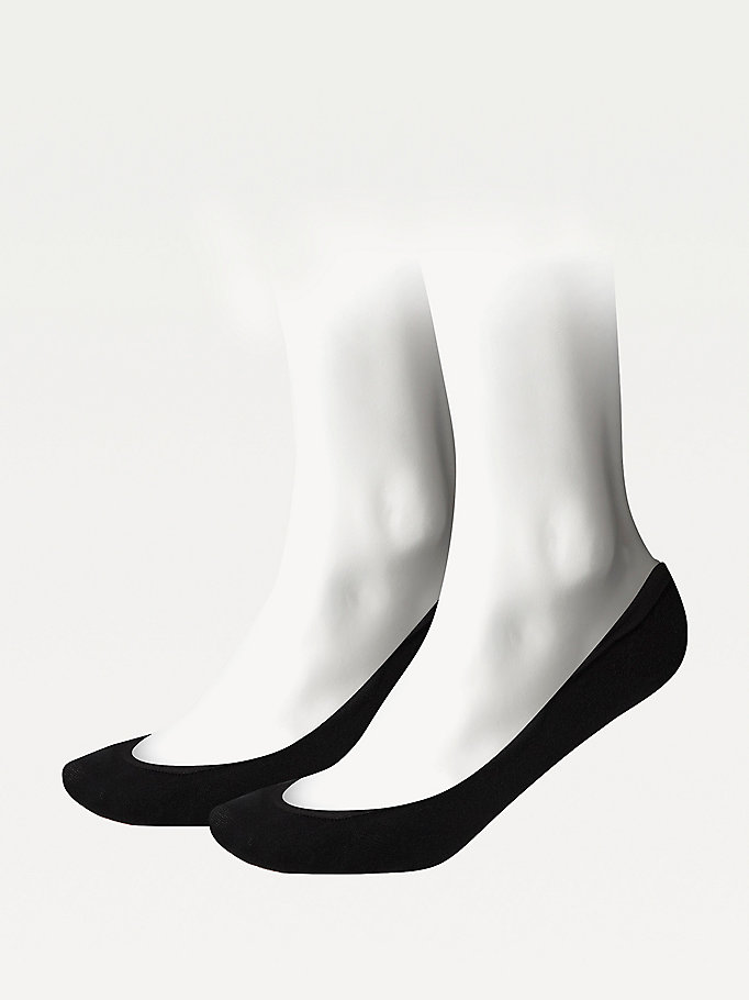 TOMMY HILFIGER 2-Pack Ballerina Socks - WHITE - TOMMY HILFIGER Women - main image